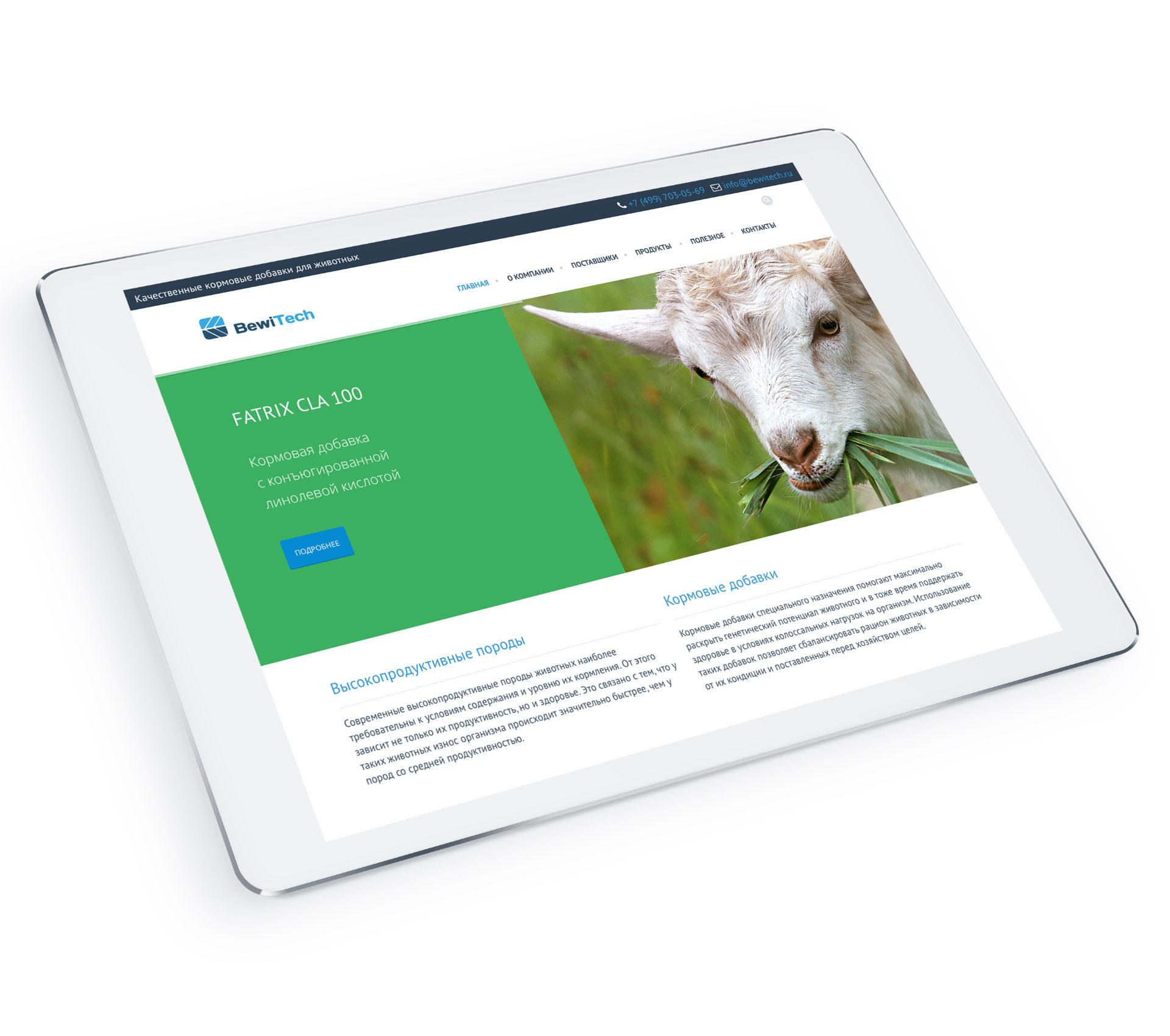 portfolio bewitech site 16