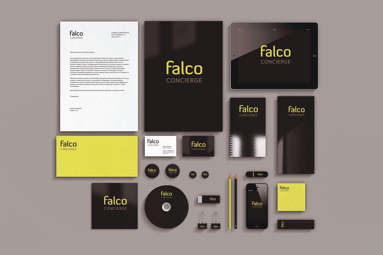 portfolio falco brand 10
